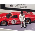 Ford GT40 MkIV Le Mans 1967 WINNER